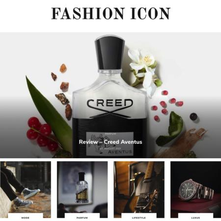 Fashion Icon Blog